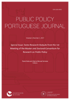 Public Policy Portuguese Journal Volume 2 Number_1_2017