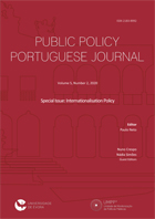 Public Policy Portuguese Journal_Vol5_N2_2020